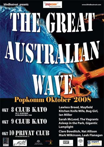 The Great Australian Wave